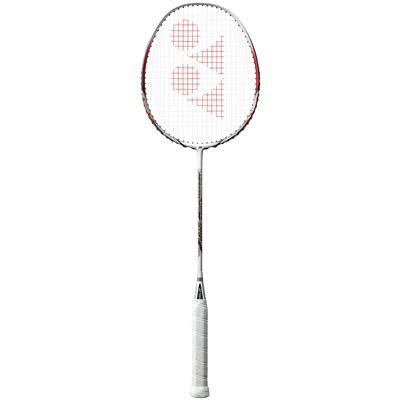 Yonex Nanoray 60 Badminton Racket-WH-RD