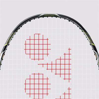 Yonex Nanoray 900 Badminton Racket Close Head Frame View