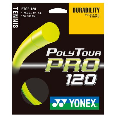 Yonex Poly Tour Pro 120 Tennis String Set