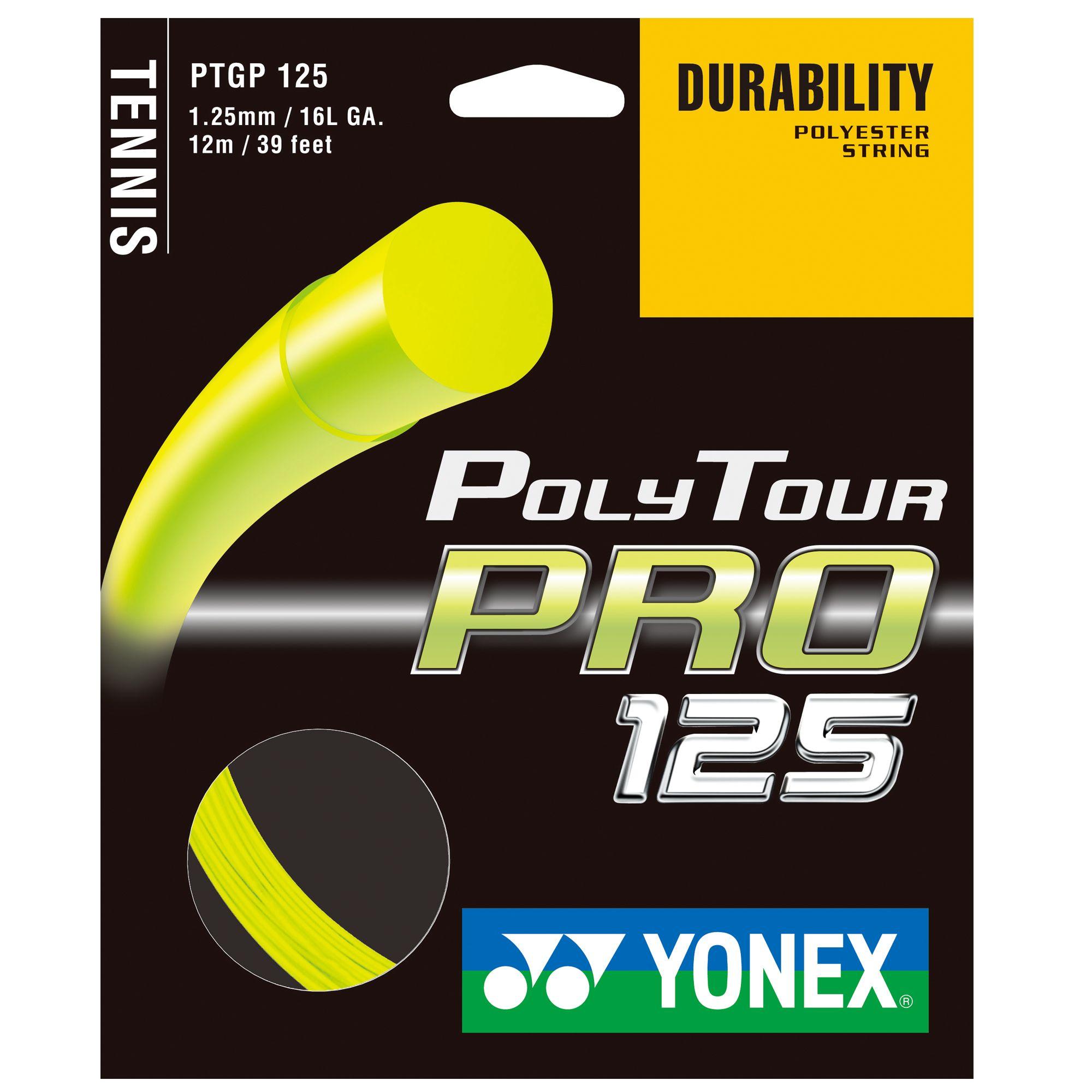 Yonex Poly Tour Pro  Review