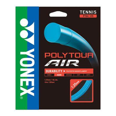 Yonex PolyTour Air 125 Tennis String Set