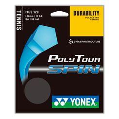Yonex PolyTour Spin 120 Tennis String Set