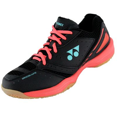 Yonex Power Cushion 30 Badminton Shoes - Black