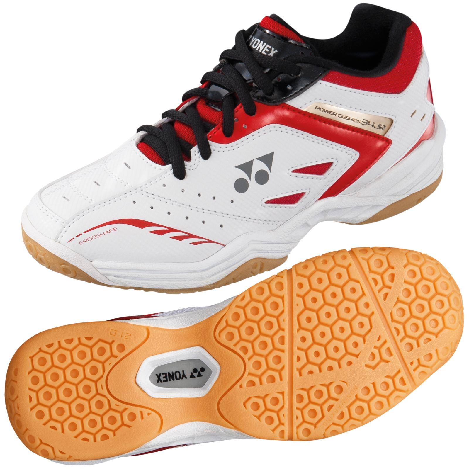 Yonex Power Cushion 34 Junior Badminton Shoes  1 UK