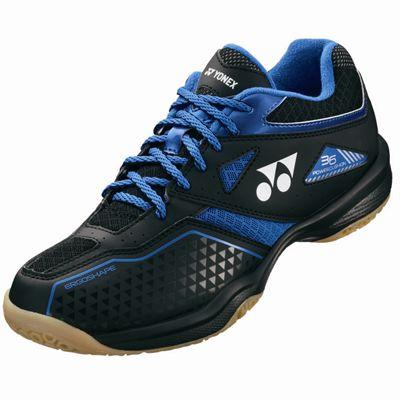 Yonex Power Cushion 36 Mens Badminton Shoes - BlackBlue