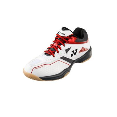 Yonex Power Cushion 36 Mens Badminton Shoes - Red