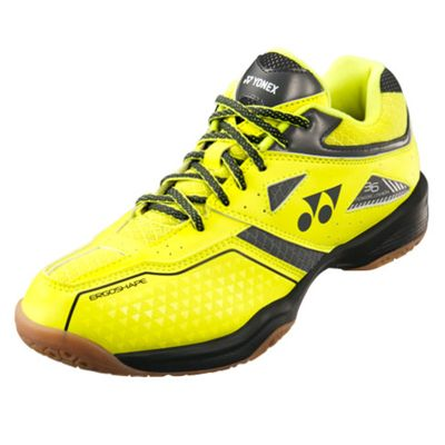 Yonex Power Cushion 36 Mens Badminton Shoes - Yellow