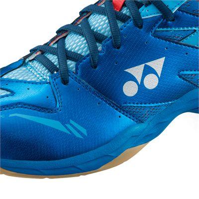 Yonex Power Cushion 55 Badminton Shoes-blue-close