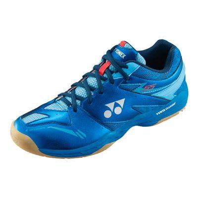 Yonex Power Cushion 55 Badminton Shoes-blue-main
