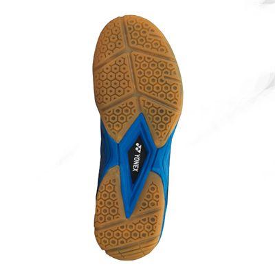 Yonex Power Cushion 55 Badminton Shoes-blue-sole