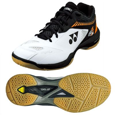 Yonex Power Cushion 65 Z2 Mens Badminton Shoes - White
