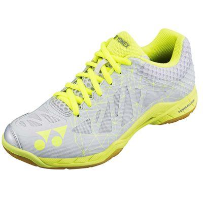 Yonex Power Cushion Aerus 2 Ladies Badminton Shoes SS18 - Grey