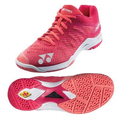 Yonex Power Cushion Aerus 3 Ladies Badminton Shoes