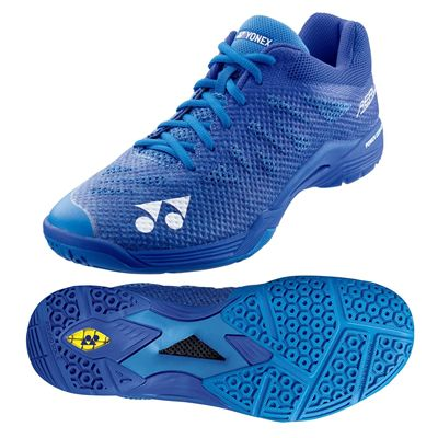 Yonex Power Cushion Aerus 3 Mens Badminton Shoes - Blue