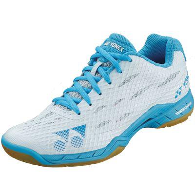 Yonex Power Cushion Aerus Ladies Badminton Shoes-Blue-Image