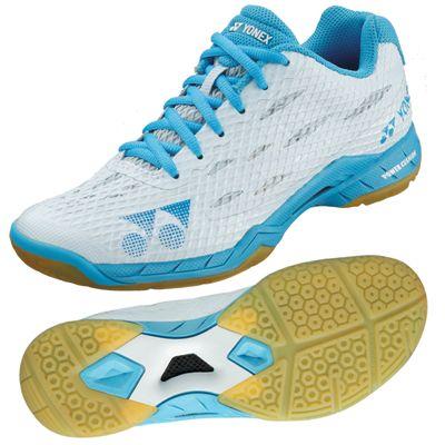 Yonex Power Cushion Aerus Ladies Badminton Shoes-Blue