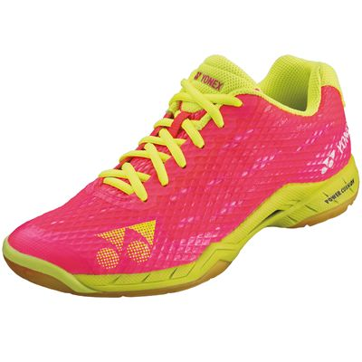 Yonex Power Cushion Aerus Ladies Badminton Shoes-Pink-Image