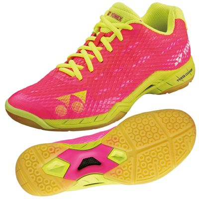 Yonex Power Cushion Aerus Ladies Badminton Shoes-Pink