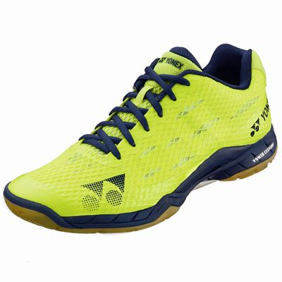 Yonex Power Cushion Aerus Mens Badminton Shoes - Yellow