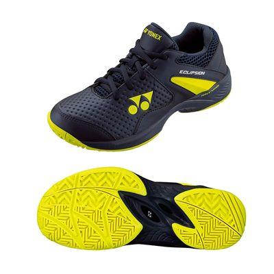Yonex Power Cushion Eclipsion 2 Junior Tennis Shoes - Navy