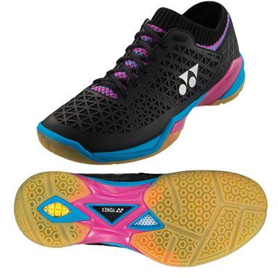 new concept hot-selling official 2019 authentic Yonex Power Cushion Eclipsion Z Ladies Badminton Shoes