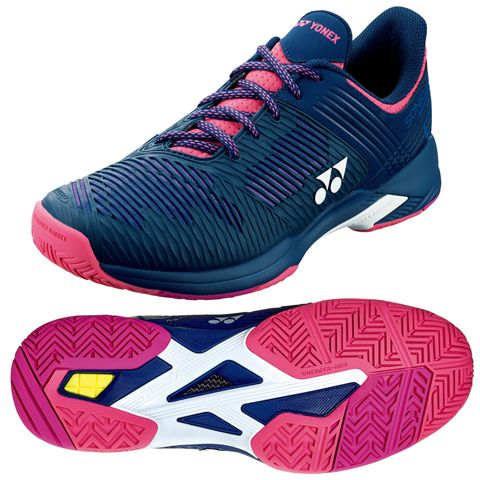 Yonex Power Cushion Sonicage 2 Ladies Tennis Shoes