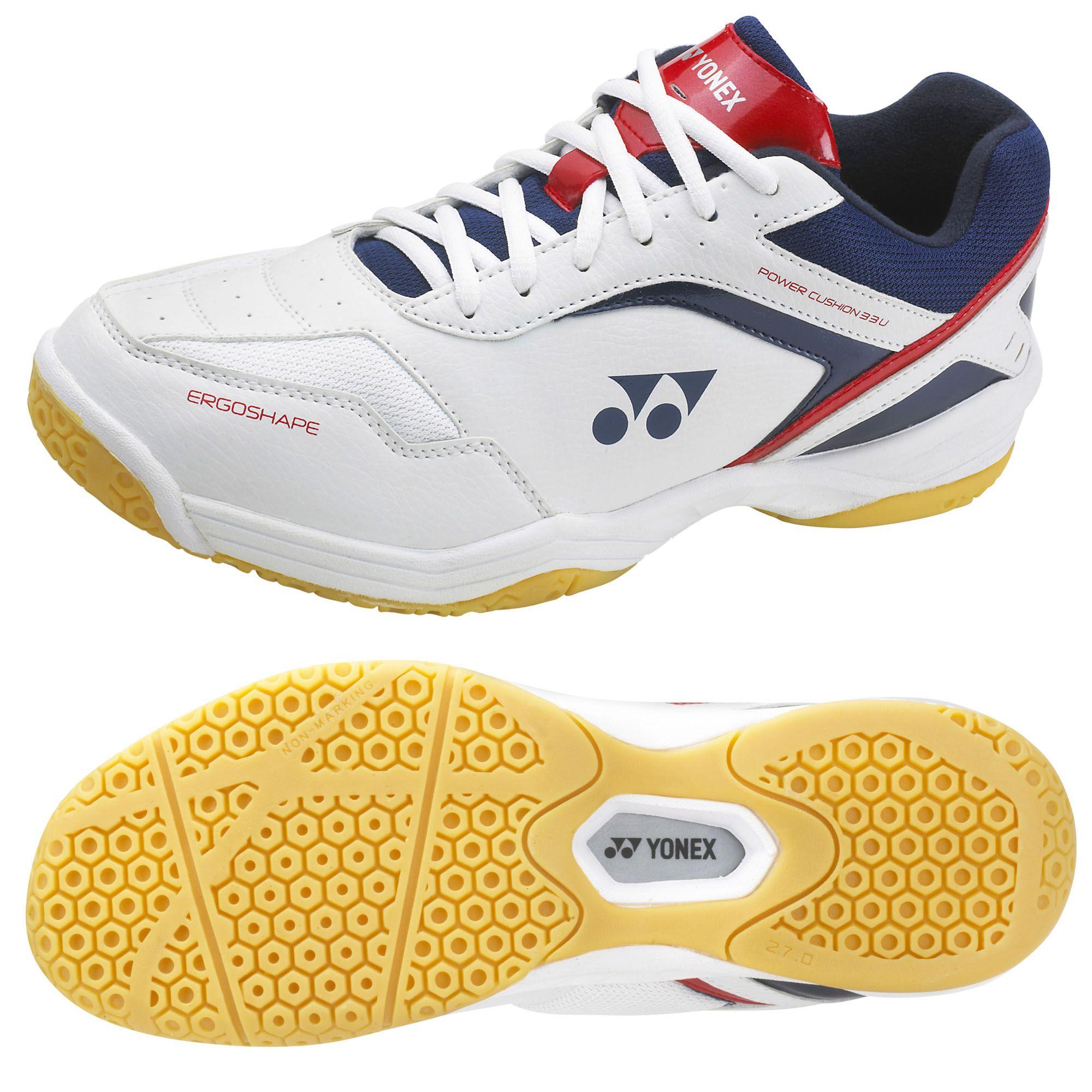 Yonex Shb 33ex Mens Badminton Shoes Sweatband Com