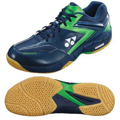 Yonex SHB SC2i Badminton Shoes - Navy Blue