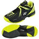 Yonex SHT-Durable Mens Tennis Shoes - Black/Lime