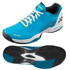 Yonex SHT Power Cushion Durable 3 Mens Tennis Shoes