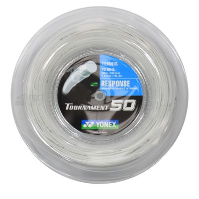 Yonex Tournament 50 200M Tennis String Reel