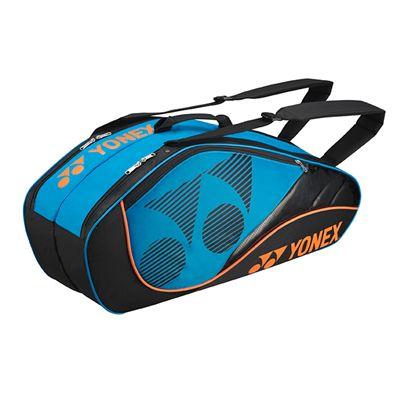 Yonex 8426 Tournament Active 6 Racket Bag - Turquoise