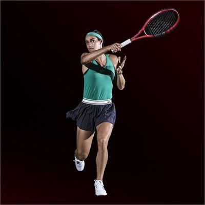 Yonex VCORE 100 G Tennis Racket - In Use2
