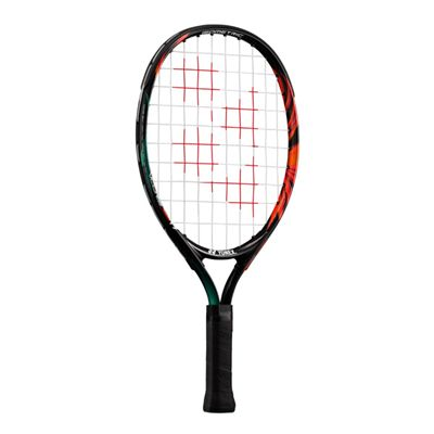 Yonex VCORE 17 Junior Tennis Racket-3/4 Cover-Black/Orange