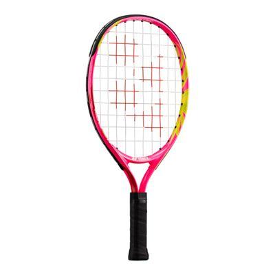 Yonex VCORE 17 Junior Tennis Racket-3/4 Cover-Pink