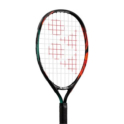 Yonex VCORE 19 Junior Tennis Racket-3/4 Cover-Black/Orange