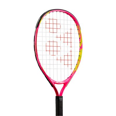Yonex VCORE 19 Junior Tennis Racket-3/4 Cover-Pink