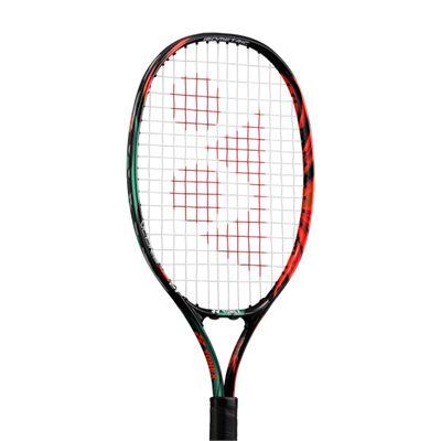 Yonex VCORE 21 Junior Tennis Racket-3/4 Cover-Black/Orange