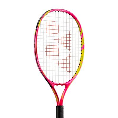 Yonex VCORE 21 Junior Tennis Racket-3/4 Cover-Pink