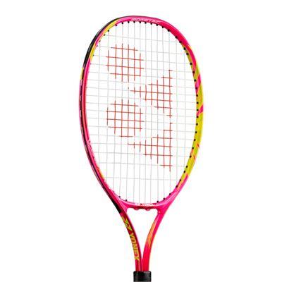 Yonex VCORE 23 Junior Tennis Racket-3/4 Cover-Pink