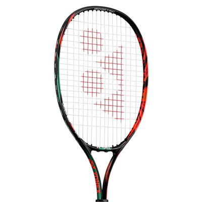 Yonex VCORE 25 Junior Tennis Racket-3/4 Cover-Black/Orange