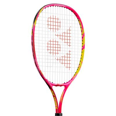 Yonex VCORE 25 Junior Tennis Racket-3/4 Cover-Pink