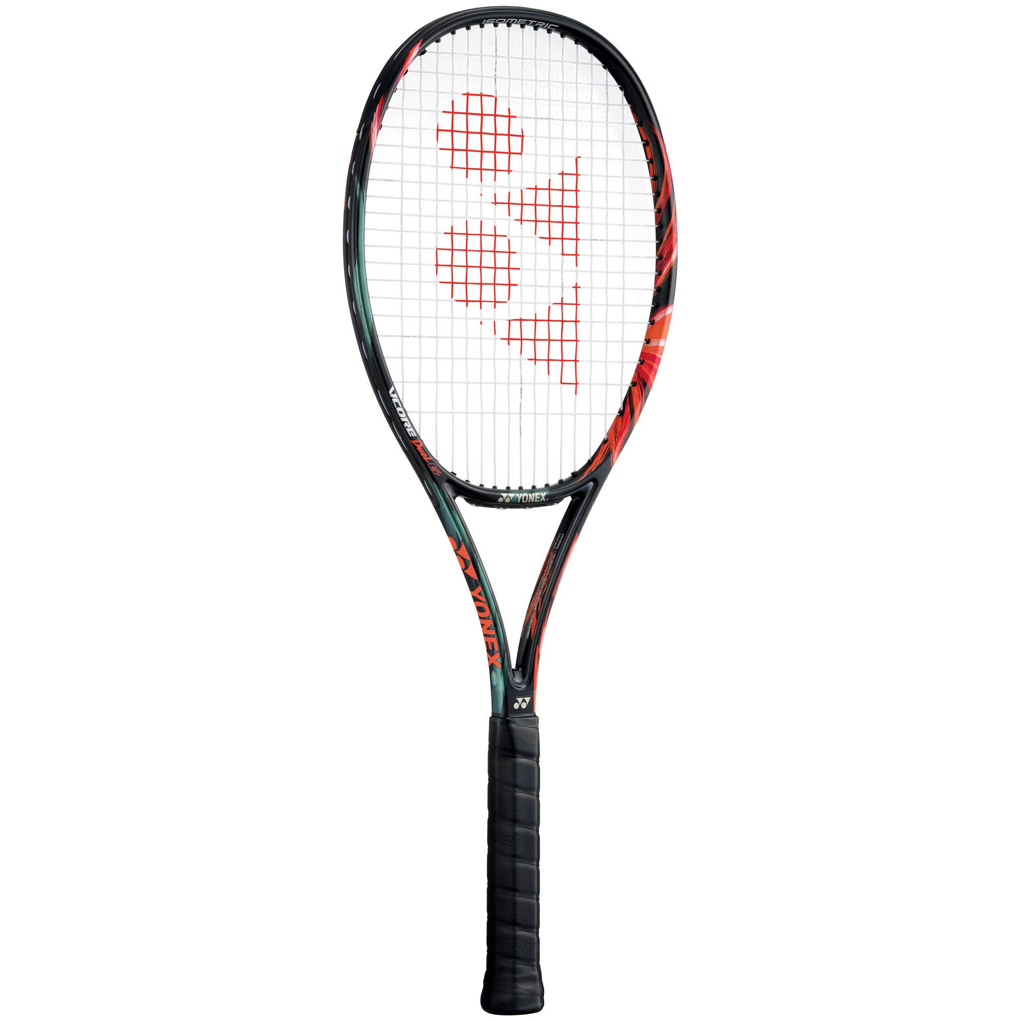 Yonex VCORE Duel G 97 Tennis Racket  Grip 2