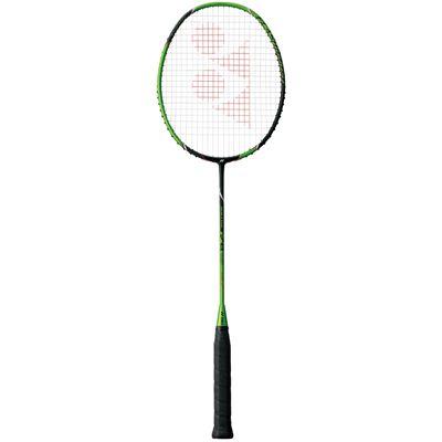 Yonex Voltric GlanZ Badminton Racket - Black/Green