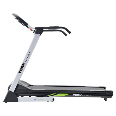 York Active 120 Treadmill - Side