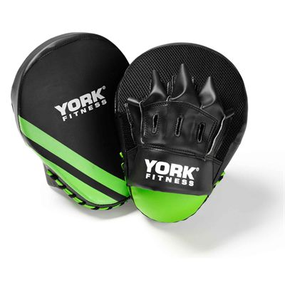York Curved Hook and Jab Pads