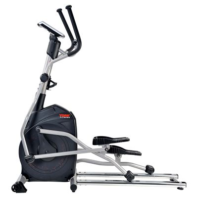 York Excel 320 Front Drive Cross Trainer - Side