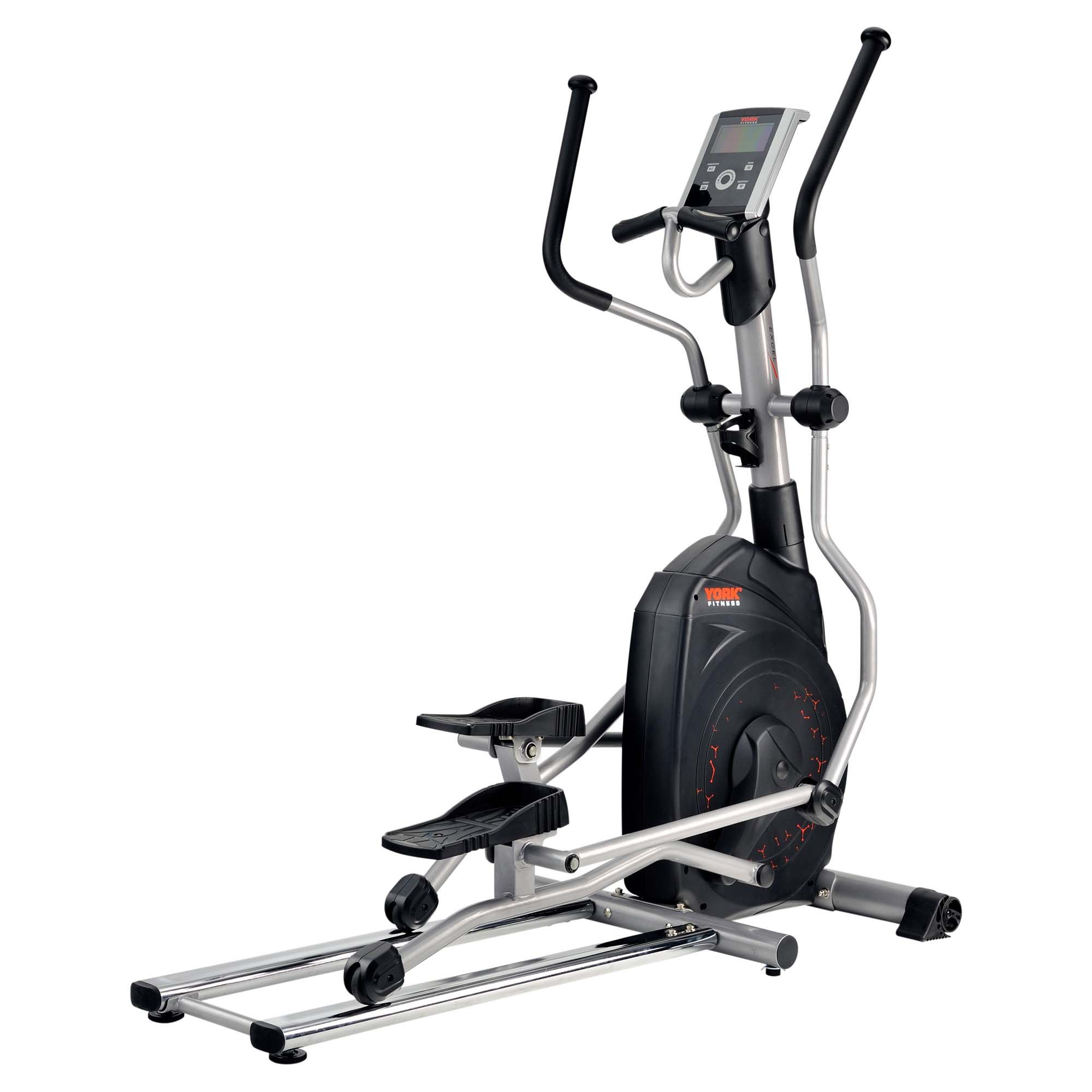 York Excel 320 Front Drive Cross Trainer Sweatband Com