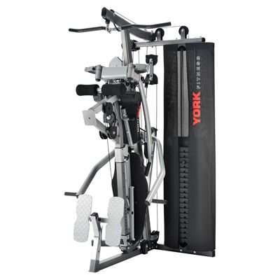 York Excel Multigym - Folded
