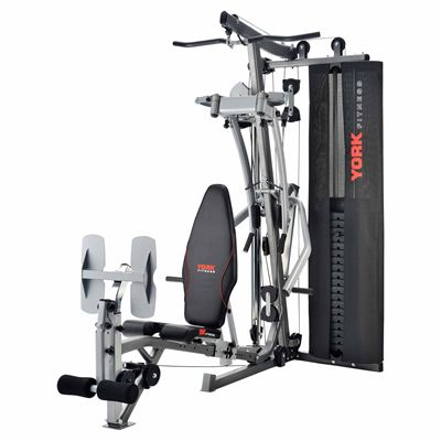 York Excel Multigym - Leg Press